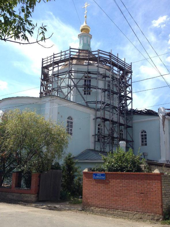 васильевская церковь